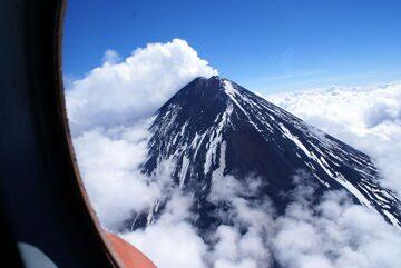 Klyuchevskoi volcano